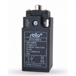 STI1031 Végálláskapcsoló bütykös, 3A/240VAC, 1NC+1NO, műa.ház, IP65, PG13,5, EN60947-5-1, Stilo