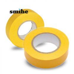 STI1245 Szigetelő szalag 20x19 sárga Smihe