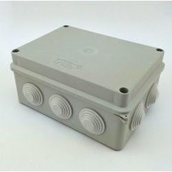Kötődoboz 255x200x80 membrános IP65  Stilo (STI1499) /S-BOX helyett/