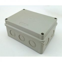 Kötődoboz 255x200x80 sima falú IP65  Stilo (STI1505) /S-BOX helyett/
