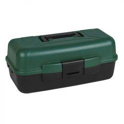 """STI1587 Stilo szerszámosláda kihajtható tárolókkal 14"""" 323x161x141mm"""