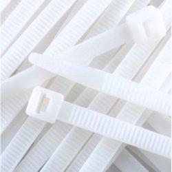 Kábelkötegelő  610x7.5  fehér Stilo (STI1607)