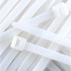 Kábelkötegelő  750x7.5  fehér Stilo (STI1609)