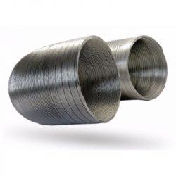 STI277 Ventilátor 100 STILO Aluflex cső d=100mm, h=1000mm