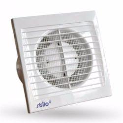 STI282 Ventilátor 100 ST STILO csendes, időkapcsolós