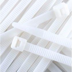 Kábelkötegelő  150x3,5 fehér STI426 Stilo