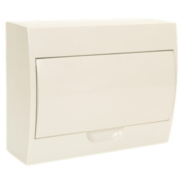 Elosztó STI469 STILO fk. 1/12-mod. fehér ajtós STD6 (SURFACE M.)