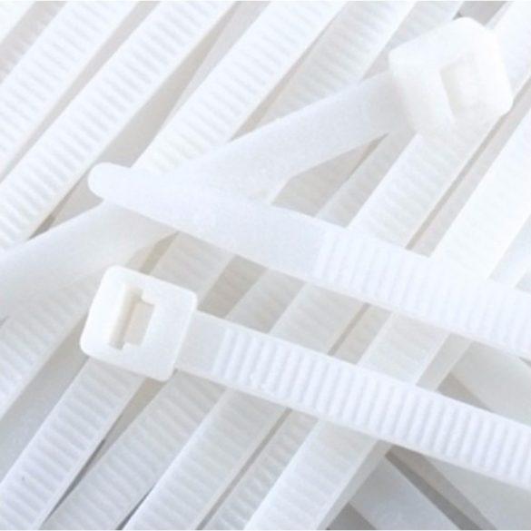 Kábelkötegelő 100x2,5 fehér STI687 Stilo