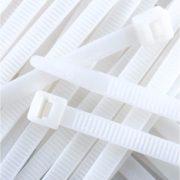 Kábelkötegelő  200x3,5 fehér STI695 Stilo