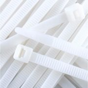 Kábelkötegelő 200x4,8 fehér STI697 Stilo