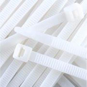 Kábelkötegelő  250x4,8 fehér STI699 Stilo