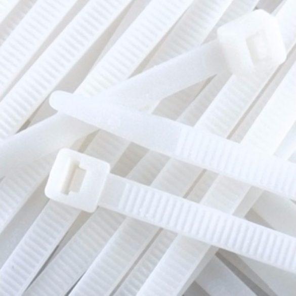 Kábelkötegelő 300x4,8 fehér STI701 Stilo