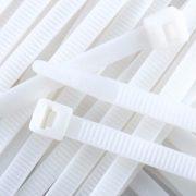 Kábelkötegelő  350x4,8 fehér STI703 Stilo