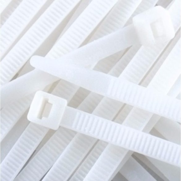 Kábelkötegelő 430x4,8 fehér STI705 Stilo