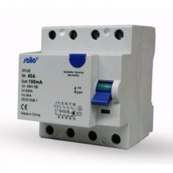 STI796 Fi relé   40/4-0,1 A típusú Stilo STL52