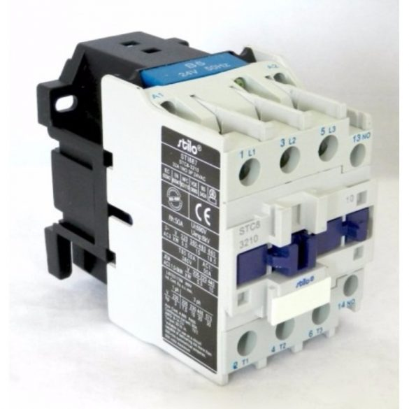 STI887 STC8-D3210 Mágneskapcsoló 32A 1NO 3P 230VAC