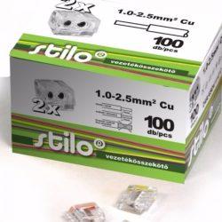 Vezeték összekötő 2x2,5 Stilo (STI906)