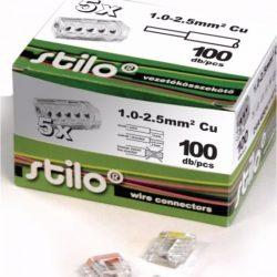 Vezeték összekötő 5x2,5 Stilo (STI909)