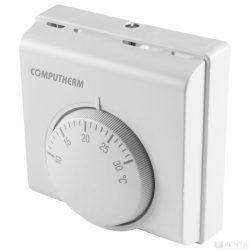 COMPUTHERM QUANTRAX TR-010 mechanikus szobatermosztát, fehér
