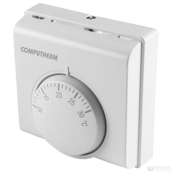 COMPUTHERM QUANTRAX TR-010 szobatermosztát, fehér