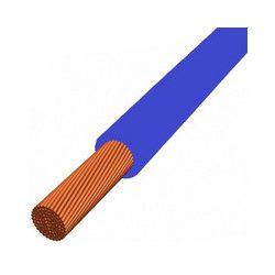MKH vezeték 1x16mm2 kék PVC szigetelésű sodrott réz erű H07V-K (MKH)