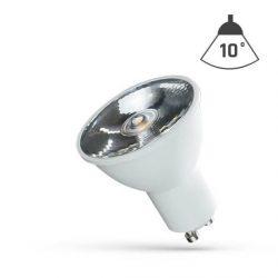 LED GU10 230V 6W SMD 10° WW, WOJ14103 SpectrumLED
