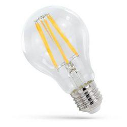 LED GLS E27 230V 11W COG WW üveg, WOJ14363 SpectrumLED