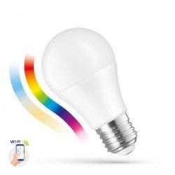 LED A60 E27 230V 9W RGBW+CCT+DIM WI-FI - SMART, WOJ14412 SpectrumLED