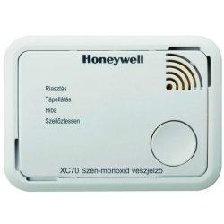 Szén-monoxid vészjelző - XC70-HU-A Honeywell szénmonoxid érzékelő