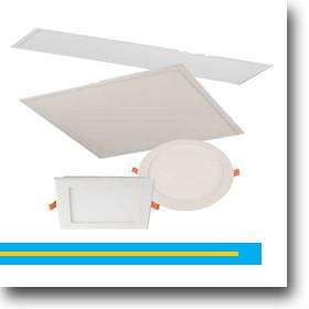 LED Panel és mélysugárzó