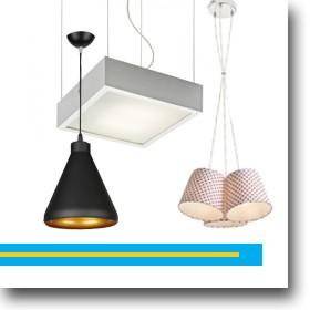 Függő lámpatestek