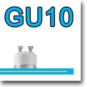 LED spot izzó GU10-es foglalattal