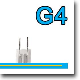 LED fényforrás G4-es foglalattal (12V)