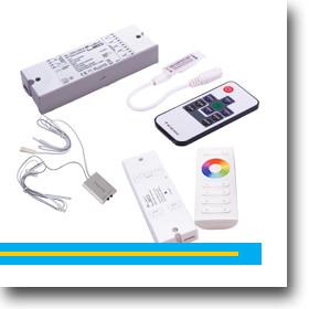 LED Vezérlők és kapcsolók