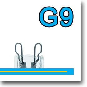 LED fényforrás G9-es foglalattal