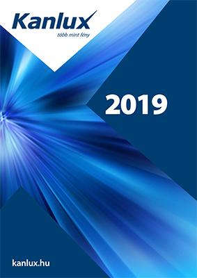 Dinavill Kanlux katalógus 2019