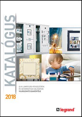 Legrand katalógos 2018